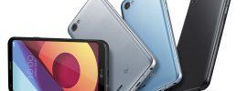 nuevo Smartphone casi sin bordes el LG Q6 para la gama media y alta.