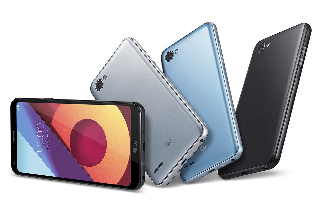 Un nuevo Smartphone casi sin bordes el LG Q6 de gama media