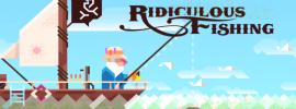 Ridiculous Fishing un juego de pesca