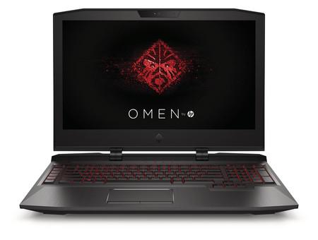 HP OMEN X la nueva versión de su portátil gaming para 2017