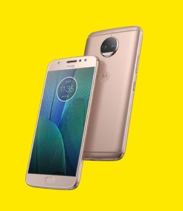 Conoce el Nuevo Motorola Moto G5S Plus con cámara dual el primero de la gama G.