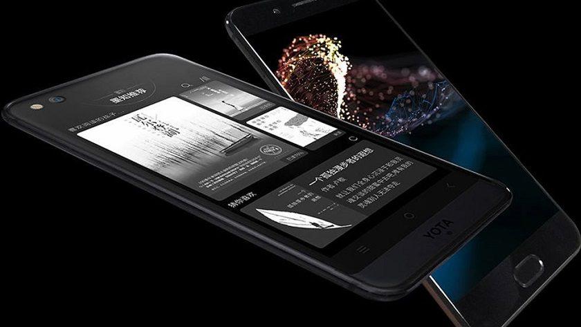 YotaPhone 3 con doble pantalla su tercera versión del dispositivo para gama media/alta
