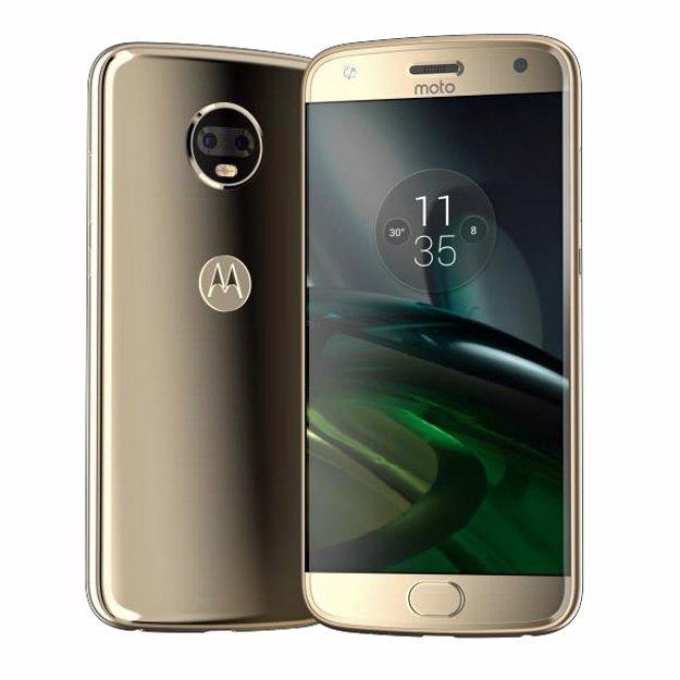 Motorola X4 características