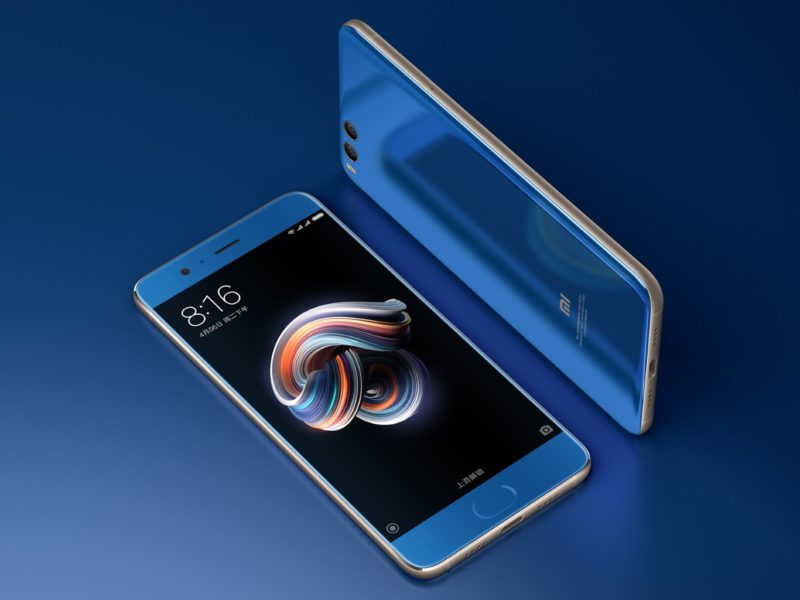 Xiaomi Mi Note 3 el nuevo Smartphone de la gama media con cámara dual