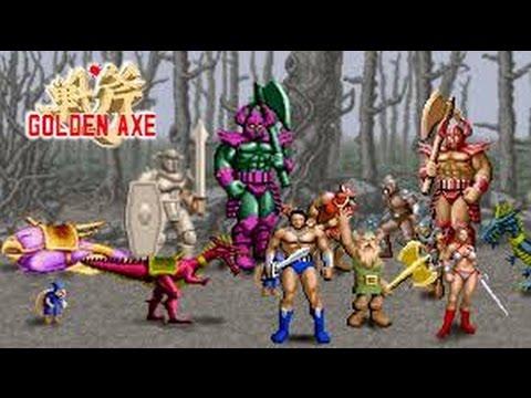Golden Axe el nuevo título de Sega disponible en la Play Store de Google para Android