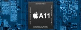 A11 el nuevo procesador por parte de Apple para su nuevo Iphone X en este 2017