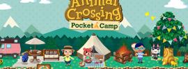 Animal Crossing Pocket Camp por Nintendo para dispositivos móviles Android e iOS