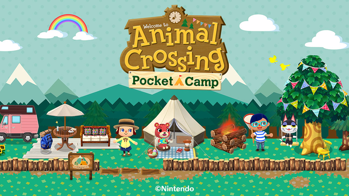 Animal Crossing Pocket Camp por Nintendo para dispositivos móviles Android e iOS