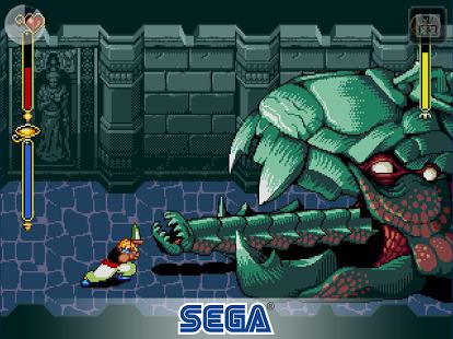 Beyond Oasis nuevo titulo para móviles por Sega de la iniciativa SegaForever