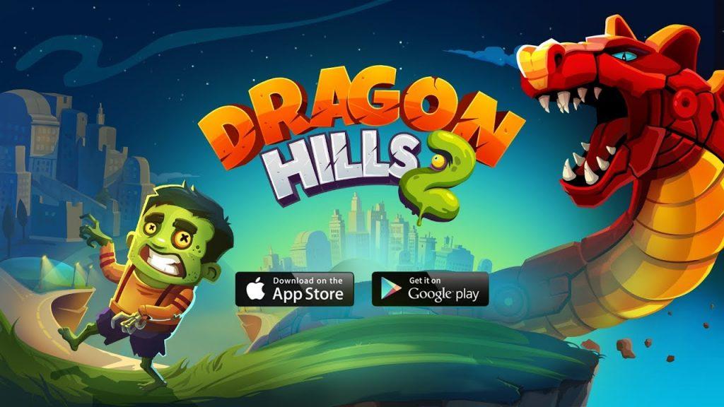Dragon Hills 2 un mundo extraño pero divertido