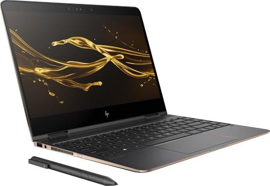HP Spectre 13 y 13 x360 dos nuevos portátiles con 4K