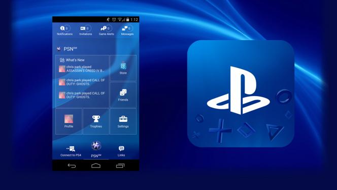 beneficios de vincular tu Smartphone con tu Sony PS4
