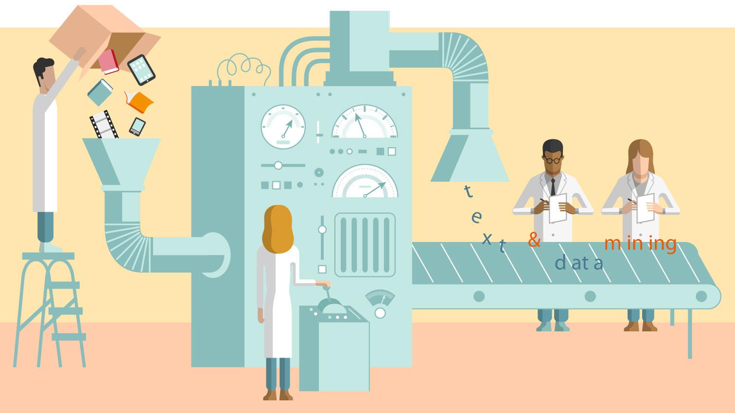 Data Mining un método profesional e importante para la toma de decisiones
