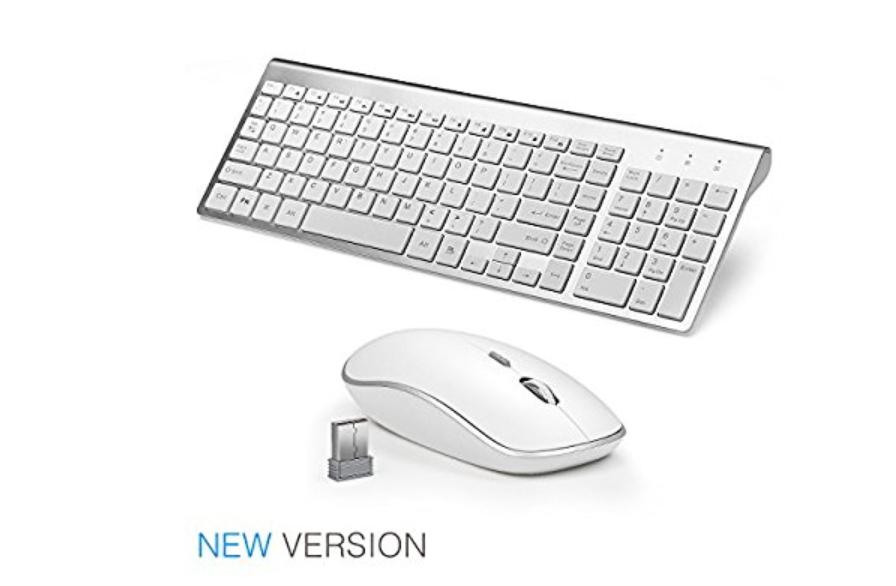 3 teclados inalámbricos que puedes comprar