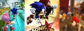 Sonic Forces Speed Battle compite contra usuarios