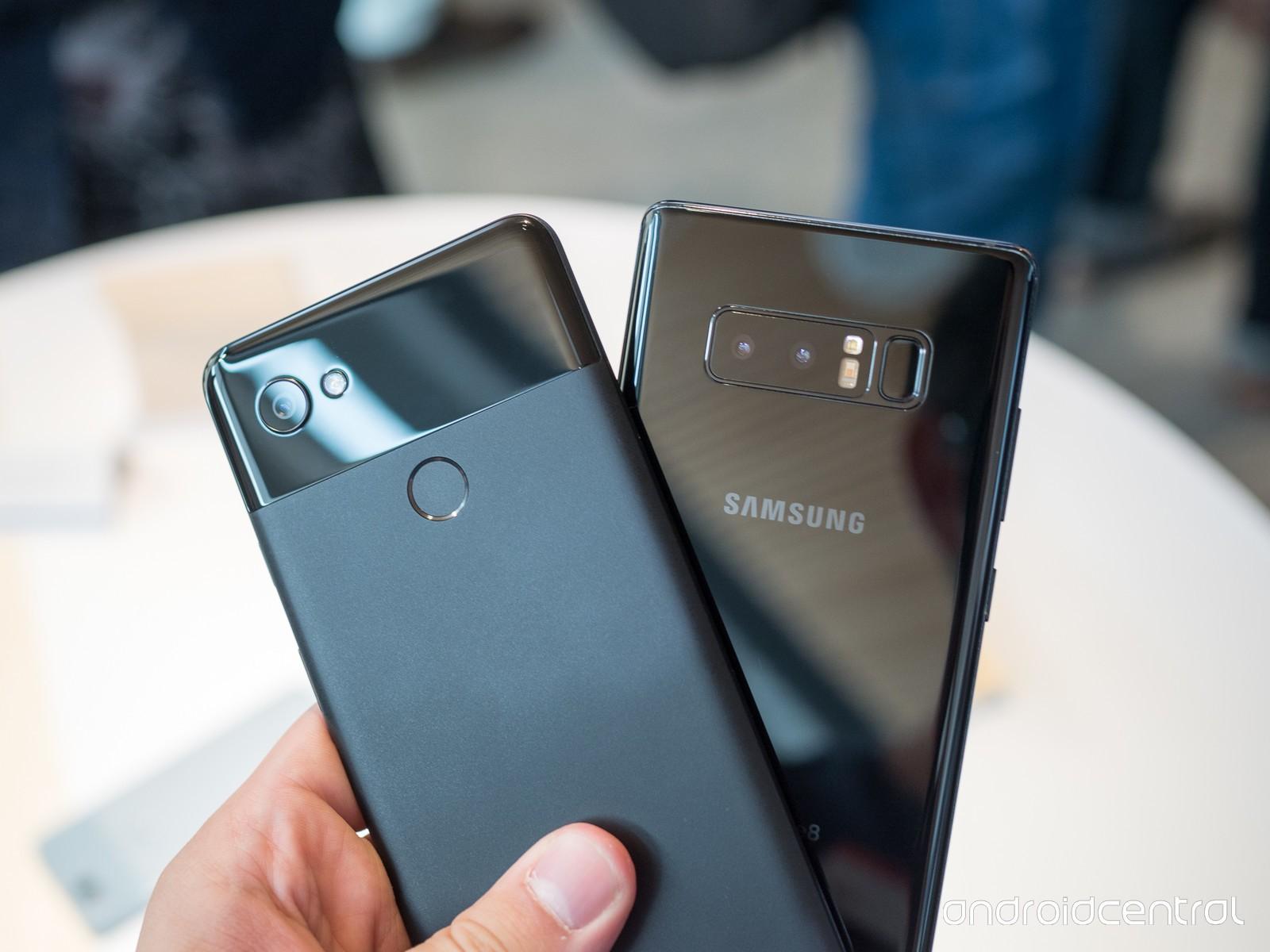 Las mejores cámaras de Smartphone este 2017 en la gama alta de los fabricantes