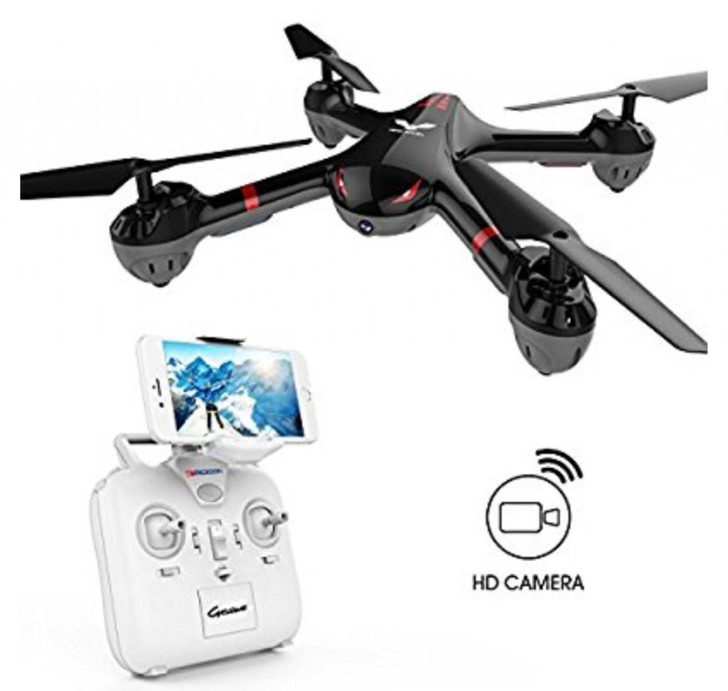 Oferta de Drones en Amazon