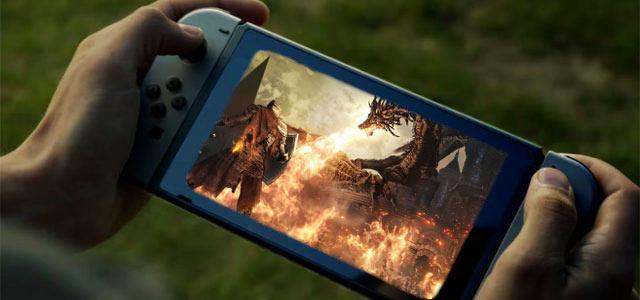 Lanzamientos de Nintendo Switch para el 2018