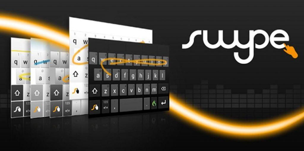 Swype una App para el teclado Android e iOS
