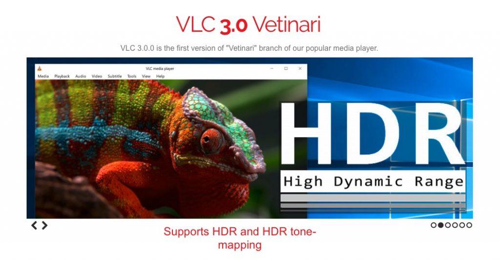 VLC se actualiza con grandes novedades