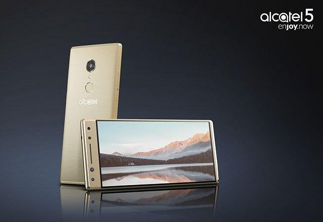 Alcatel 5 un Smartphone como gran opción