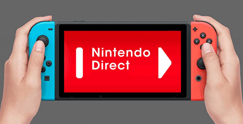 Nintendo Direct con Novedades para este 2018