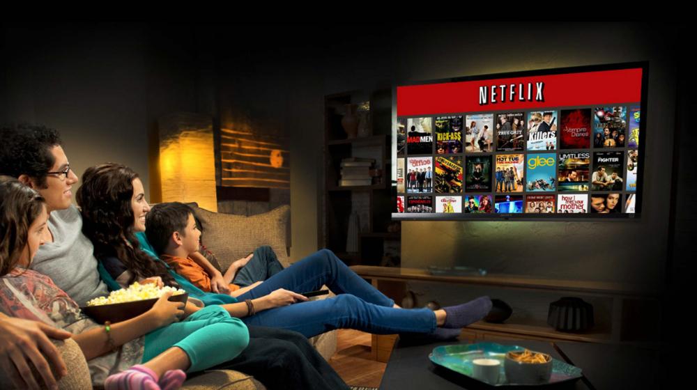 Cronología de Netflix en Marzo