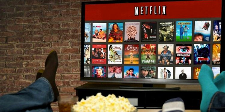 Las 5 series mas vistas en Netflix