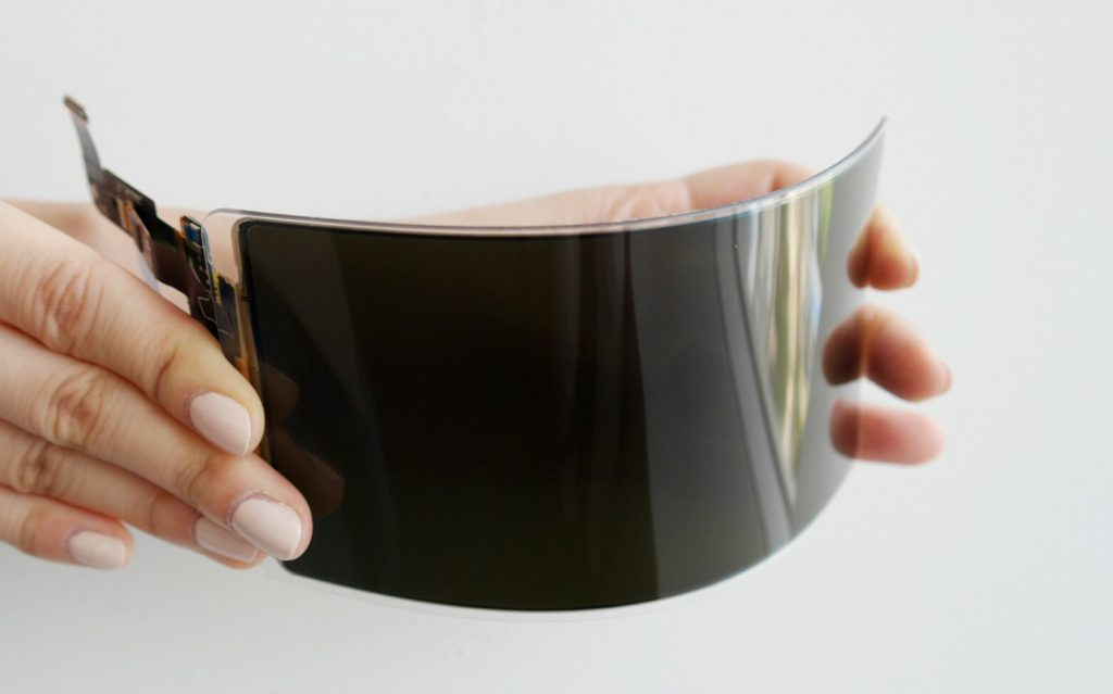 Nuevo display irrompible de Samsung