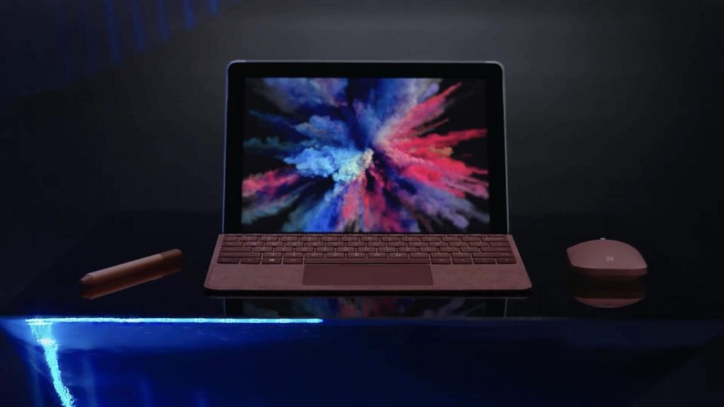 SurFace Go, la nueva tablet de microsoft