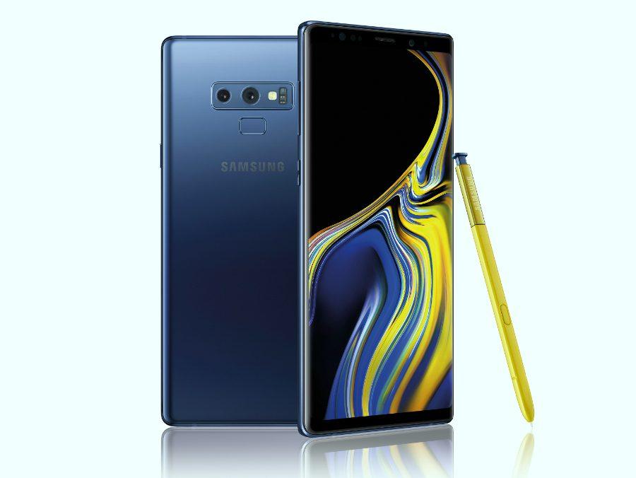 Conoce el nuevo Samsung Note 9