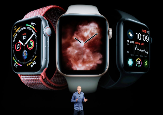 Novedades del Apple Watch serie 4