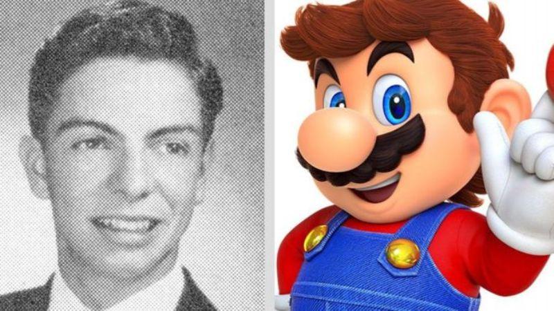 Mario segale, el hombre que inspiro el personaje Marios Bros fallecio