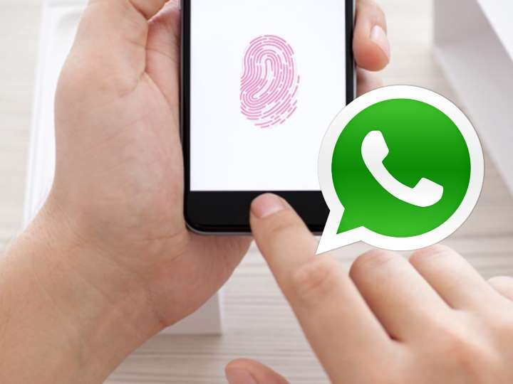 WhatsApp incluirá reconocimiento con huella dactilar