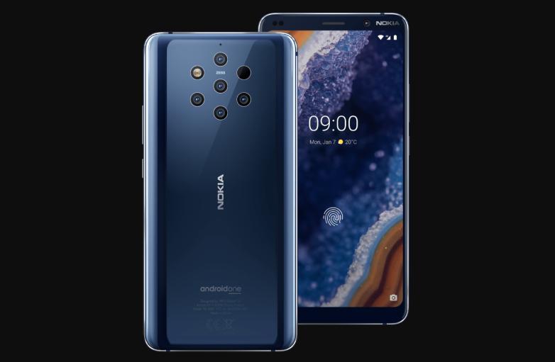Nokia 9 Pureview el primer teléfono con cinco cámaras