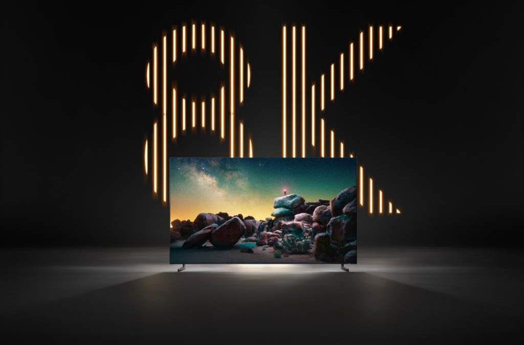 Televisores 8k de Samsung ya están a la venta