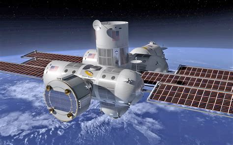 Aurora Station, el primer hotel en el espacio