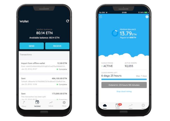 Electroneum lanza smartphone que permite minar Token
