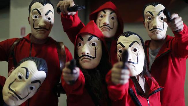 Netflix: la casa de Papel, pronto la nueva temporada