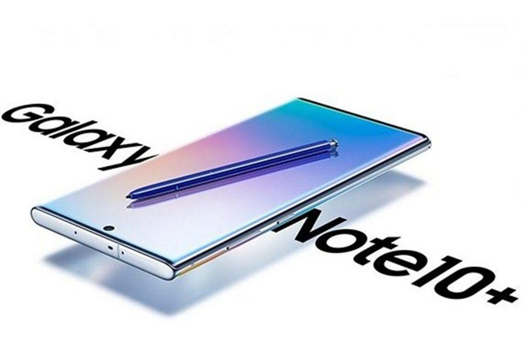 Samsung Note 10+, pronto sera lanzado.
