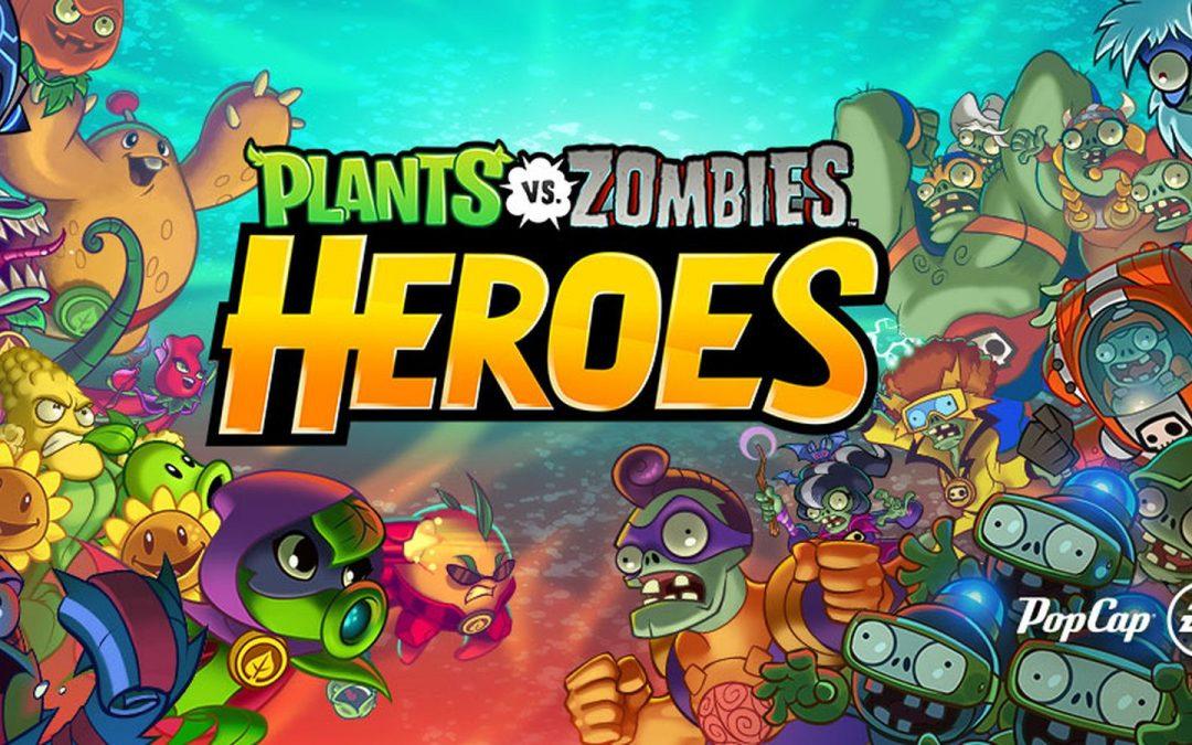 Un nuevo juego de Plants VS Zombies para Smartphones