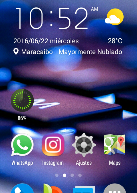 Aumenta la velocidad de tu Android con Zero Launcher
