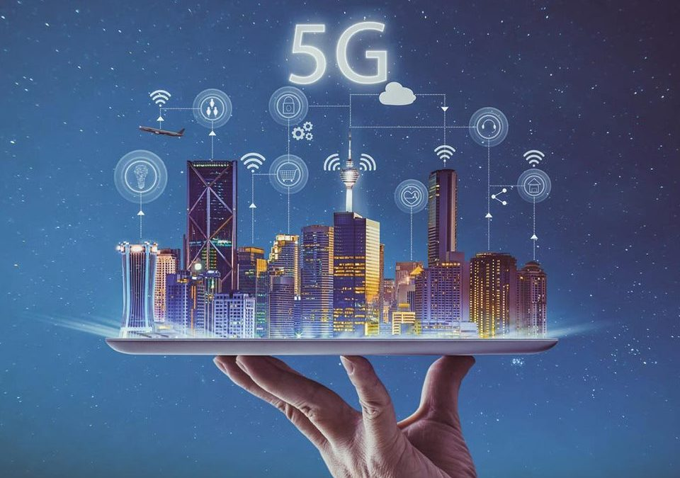 Tecnología 5G ya es una realidad