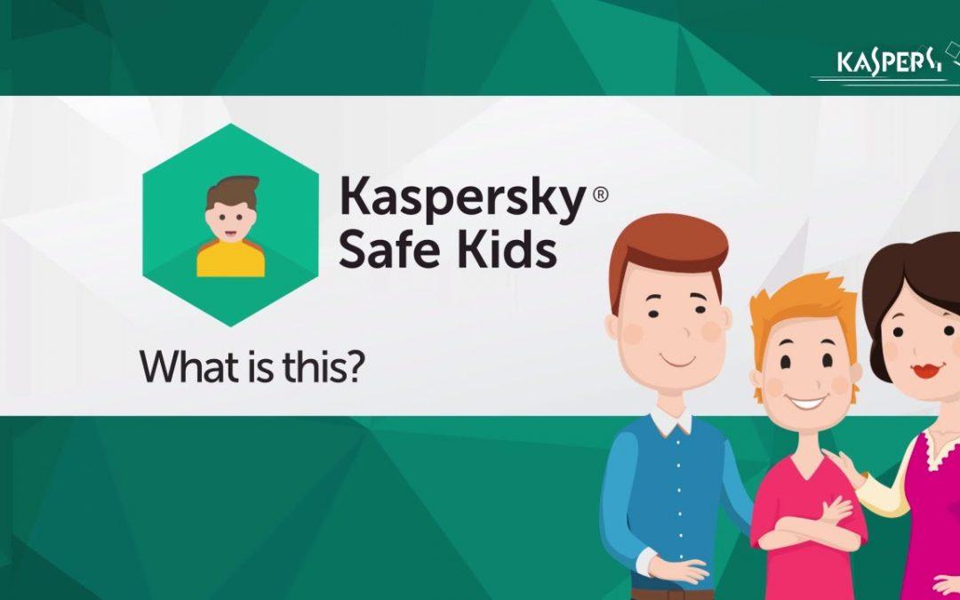 Kaspersky lanza una App para proteger a los niños del internet
